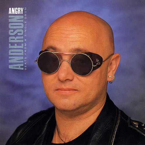 Angry Anderson Beats From A Single Drum