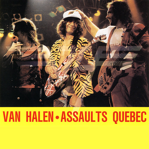 Van Halen - Assaults Quebec